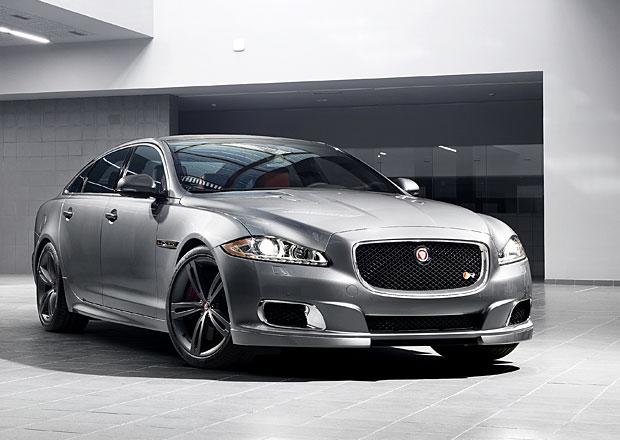 Jaguar XJR: Kladivo na německou prémiovou trojku