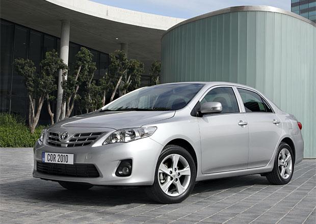 Toyota Corolla je nejprodávanějším autem světa, Octavia nejoblíbenější škodovkou