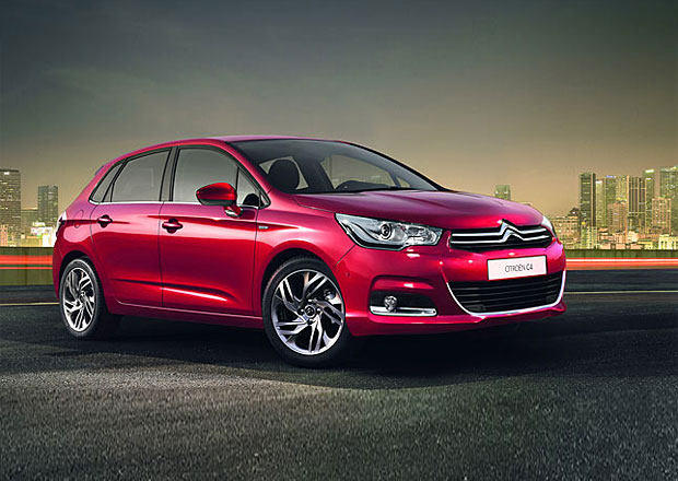 První cena Citroënu C4 klesla na 269.900 Kč