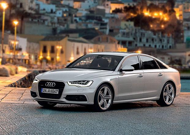 Audi zvyšuje výrobu modelů A6 a A7