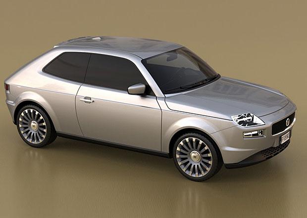 Fiat 127: Jak by vypadalo další retro od Fiatu?