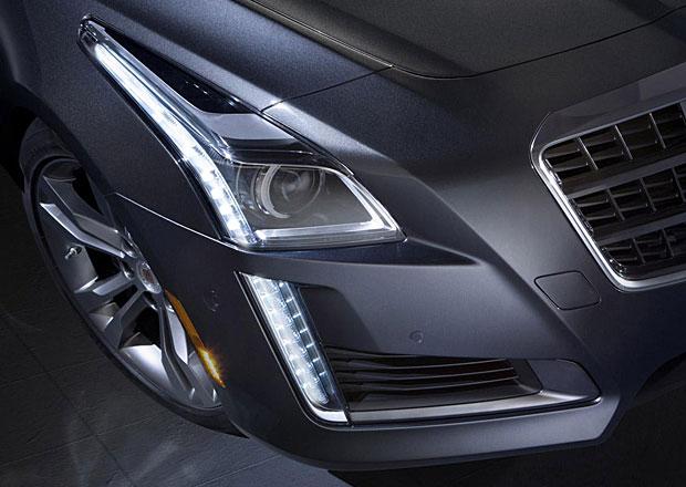 Cadillac CTS: Nová generace se začíná odhalovat