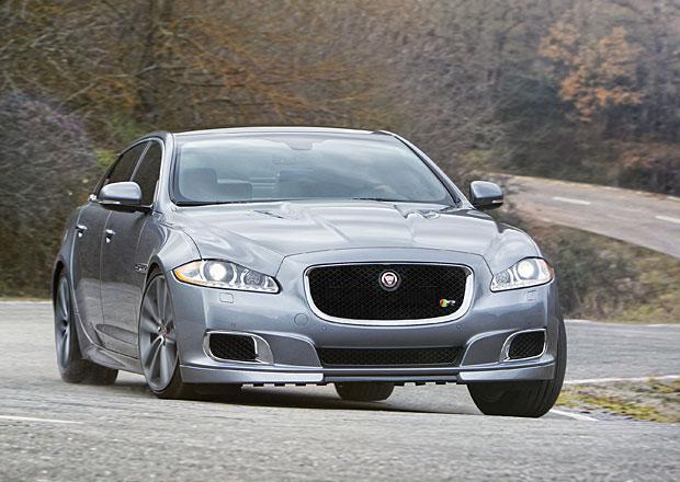 Jaguar XJR: Luxusní superauto s 550 koni