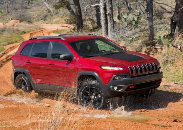Jeep Cherokee 2014: Netradi�n� design pro tradi�n� model
