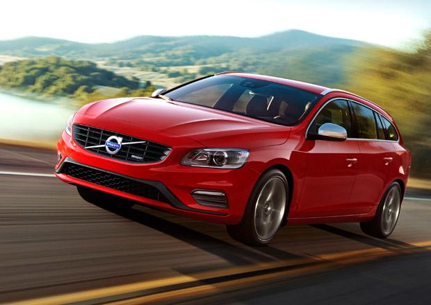Volvo R-Design: S60, V60 a XC60 v nov�m kab�tu