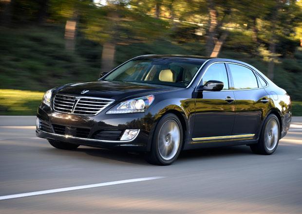 Hyundai Equus: Pro modelový rok 2014 ještě luxusnější