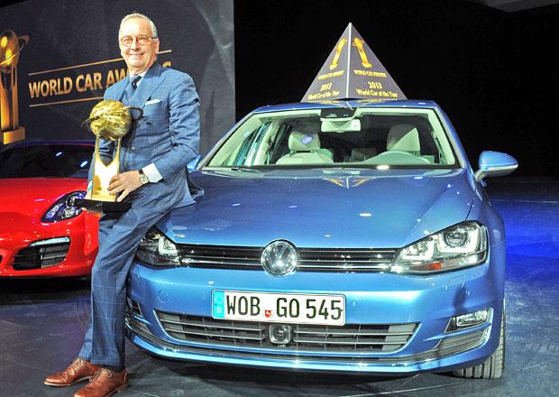 VW Golf VII je Sv�tov�m autem roku 2013