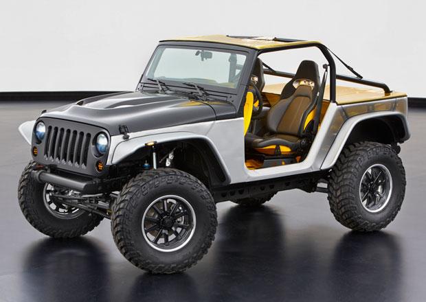 Jeep Wrangler: Nová generace dostane osmistupňový automat