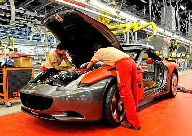Ferrari se da��, zam�stnanci dostali tu�n� finan�n� odm�ny