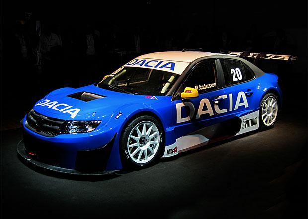 Dacia Logan míří na závodní okruhy