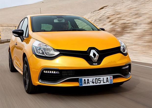 Renault Clio R.S.: 200 koní stojí 565 tisíc Kč