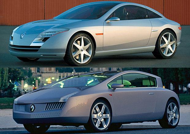 Studie luxusn�ch Renault�: Vzpom�nky na budoucnost