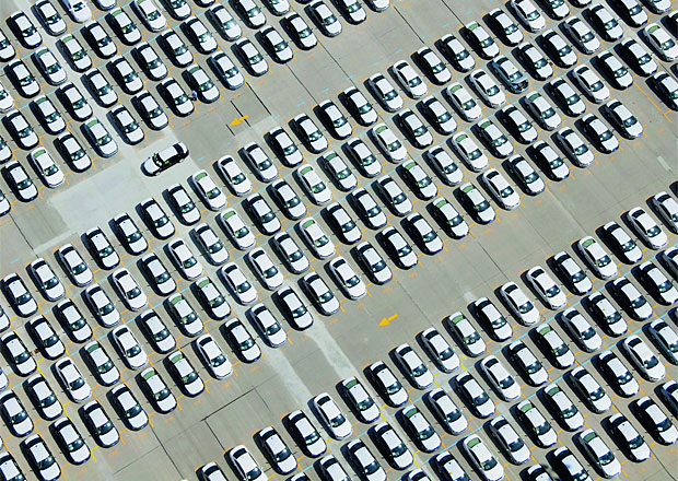 Krize v EU pokračuje, už ani bohatý sever nekupuje nová auta jako dřív