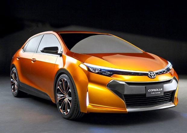 Nová Toyota Corolla půjde do prodeje ještě před koncem roku