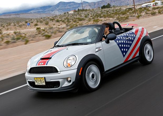 Mini slav� v USA 500.000 prodan�ch aut