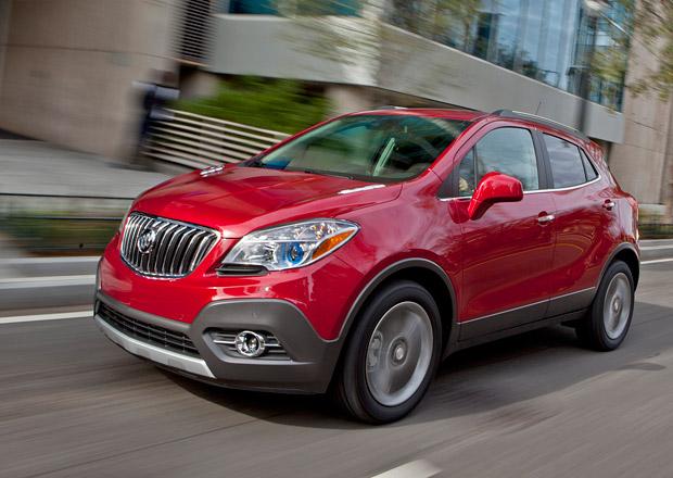 Crossoveru Buick Encore může upadnout volant!