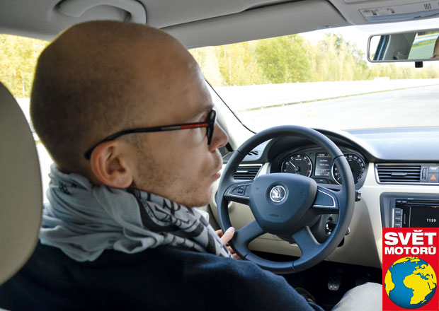 Brýle za volantem: Zaostřeno na zrak