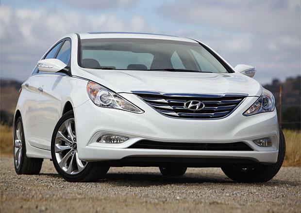Hyundai a Kia svolávají na 1,6 milionu aut, kvůli brzdovým světlům