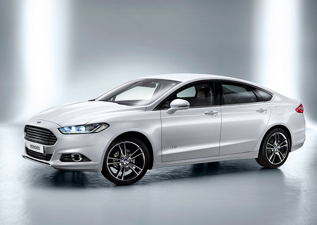 Nov� Ford Mondeo: Evropa na vedlej�� koleji