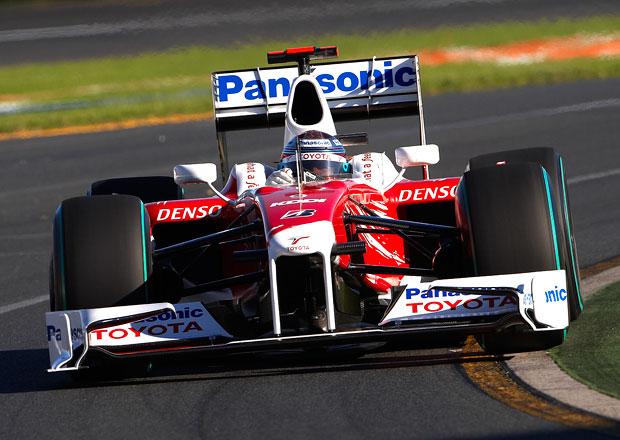 Toyota by se mohla do formule 1 vrátit jako Lexus