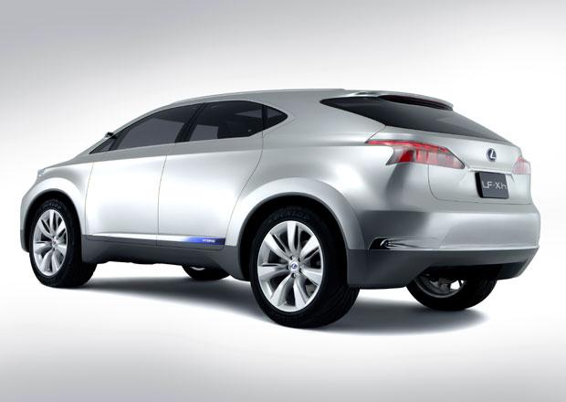 Lexus připravuje menší SUV po vzoru Audi Q3 a BMW X1