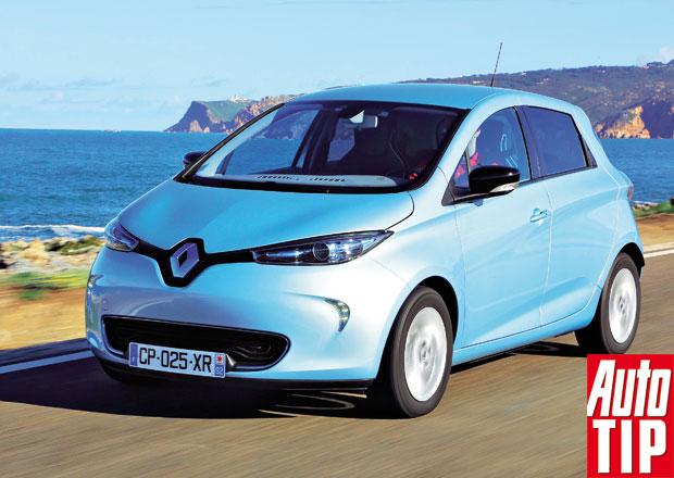 Renault Zoe: Elektromobil za pouhých 350.000 korun