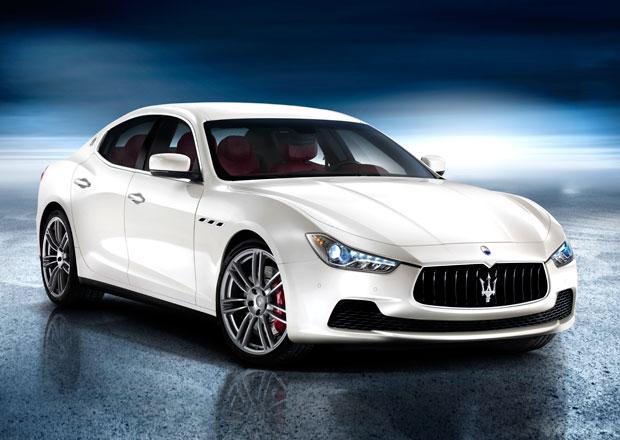 Maserati Ghibli: Skutečný nástupce Quattroporte (+2x video)