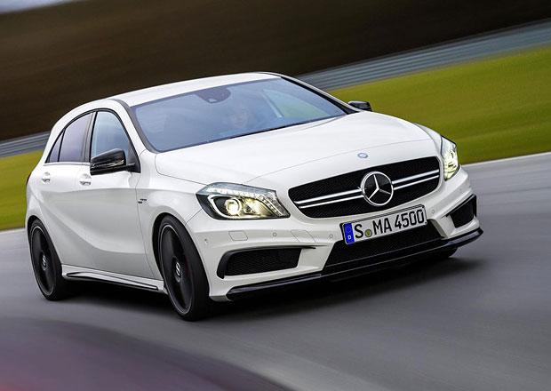 Mercedes-Benz A 45 AMG: Připravte si 1,28 milionu korun