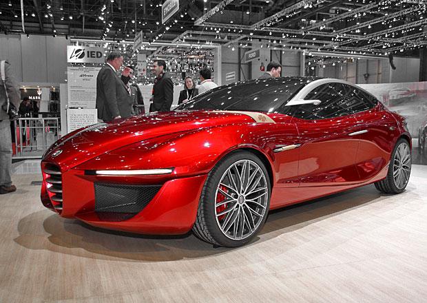 Sourozenec Maserati Ghibli se znaky Alfy Romeo dorazí v roce 2016
