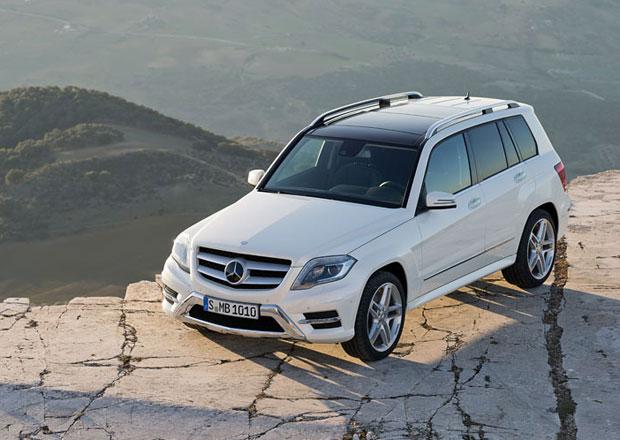 Mercedes-Benz GLK dostane benzinový dvoulitr