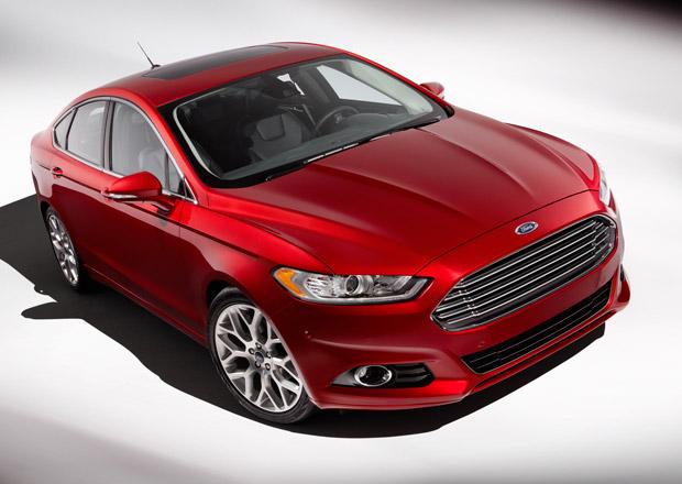Ford Fusion 1.5 EcoBoost: I americké Mondeo čeká na tříválec