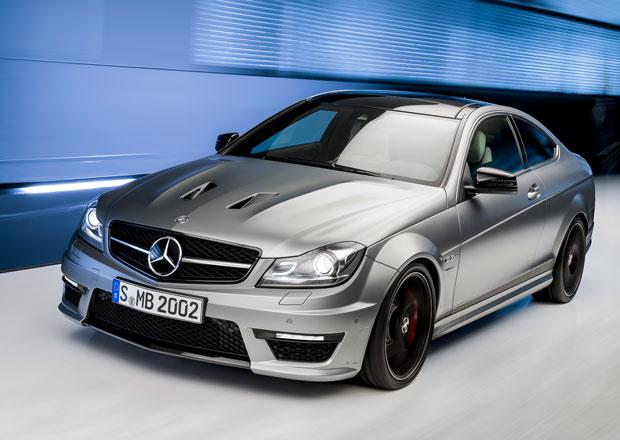 Mercedes-Benz C 63 AMG Edition 507: ÜberAMG za 2,2 milionu
