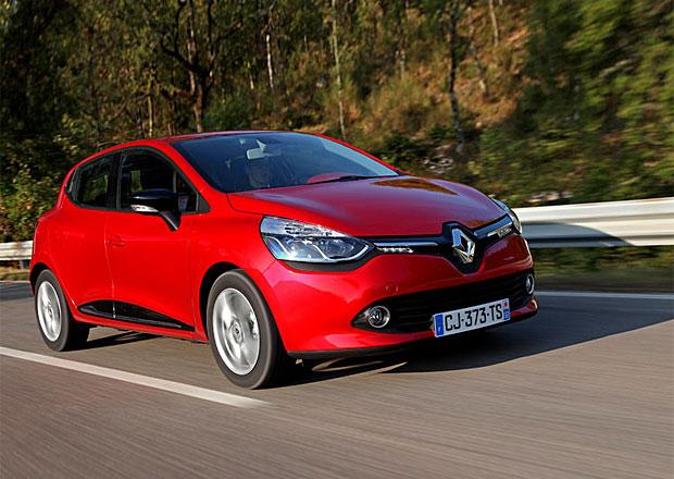 Renault Clio zlevnil o 10.000 Kč, základ stojí 219.900 Kč