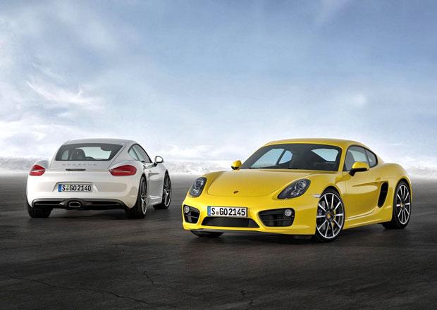 Čtyřválcový sporťák Porsche dorazí nejdříve v roce 2016