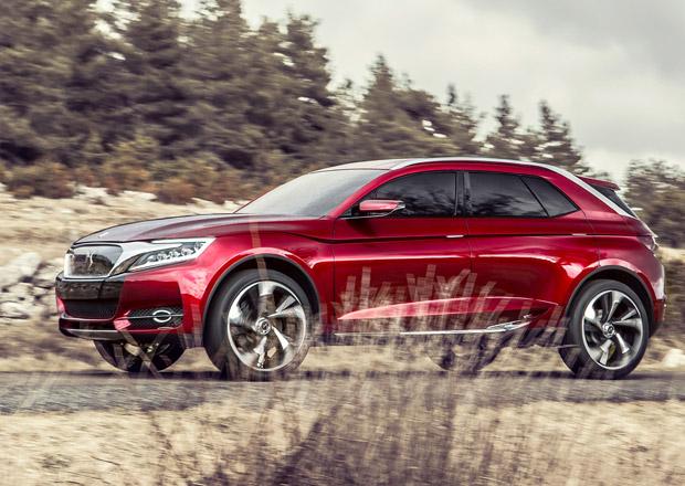 Citroën DS Wild Rubis: Touareg na francouzský způsob (+video)