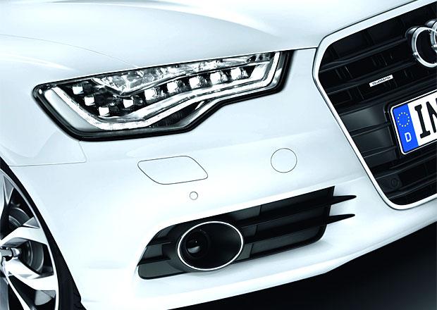 EU označila LED světla Audi jako ekologickou inovaci