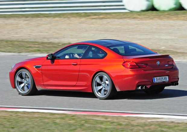 První jízdní dojmy: BMW M6 na závodním okruhu