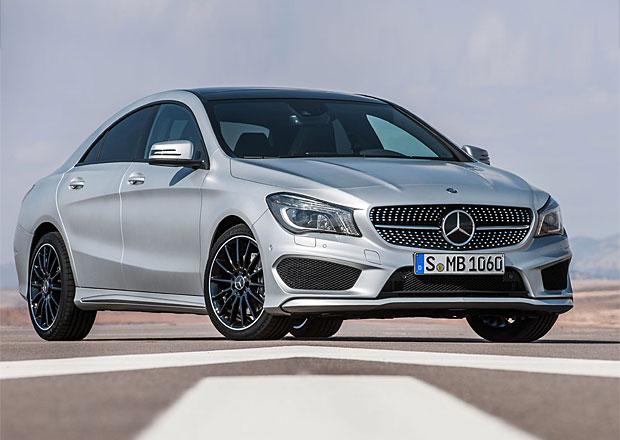CLA má Mercedes-Benzu pomoci opět se stát jedničkou mezi prémií