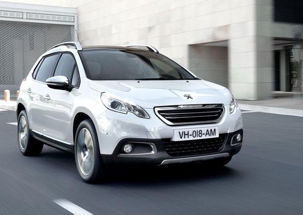 Peugeot 2008 dostane pět motorů, žádný s 4x4