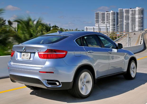 Příští BMW X6 bude větší a agresivnější