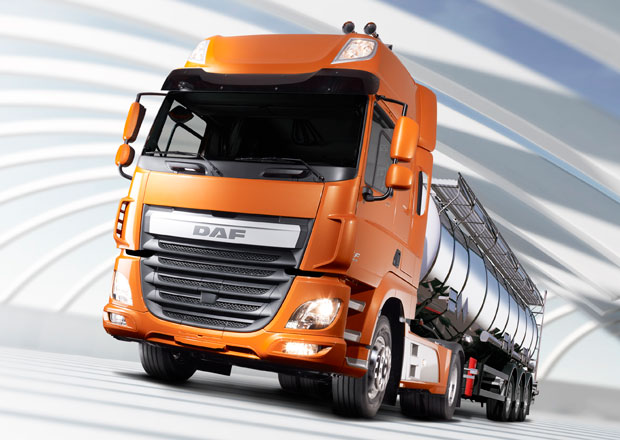 DAF uvádí nové modely řady Euro 6 LF a CF