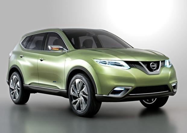 Nový Nissan Qashqai bude výrazně odlišný od toho současného