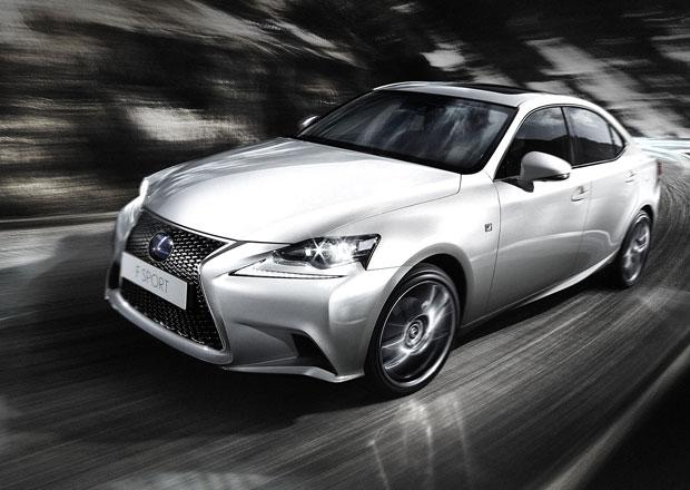 Lexus IS 300h slibuje bezkonkurenčně nízké provozní náklady