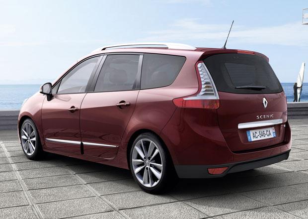 Renault Scénic 2013 stojí od 379.900 Kč
