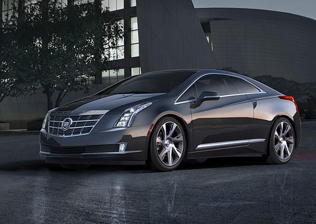 Cadillac ELR: Páčky pod volantem ovlivní rekuperaci energie