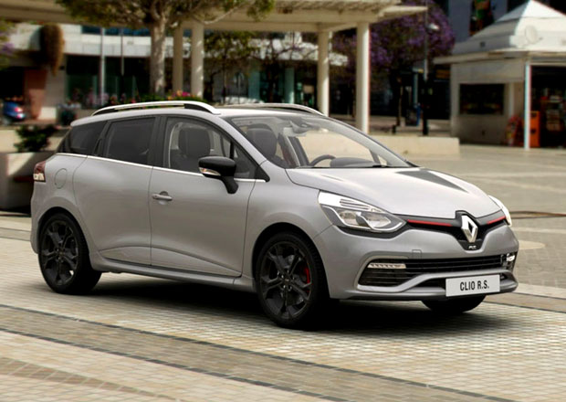 Renault Clio R.S. Grandtour: Zat�m je to jen vize