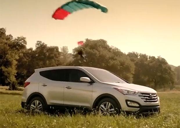 Reklamy, které stojí za to: Hyundai Santa Fe – Neříkejte to mámě