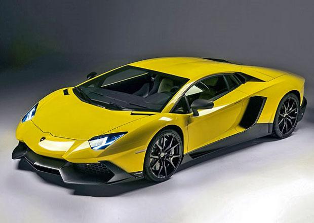 Lamborghini Aventador LP720-4 50 Anniversario vznikne jen 100 kus�