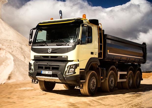 Volvo FMX druhé generace se představuje (4x video)