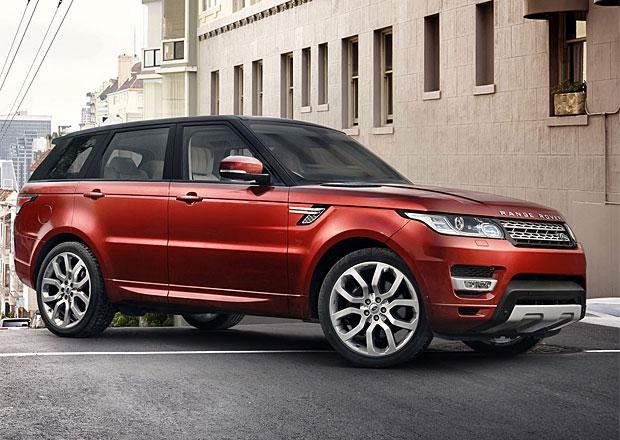 Range Rover Sport R: Sportovn� Range bude je�t� sportovn�j��